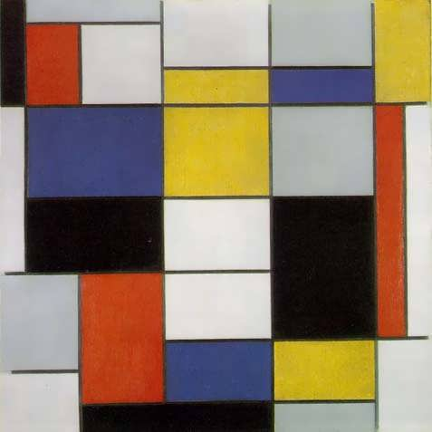 mondrian_Composition_A