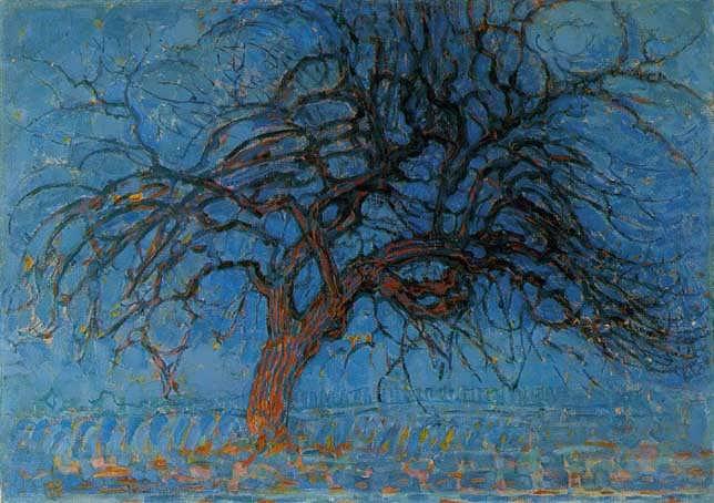 mondrian_red_tree