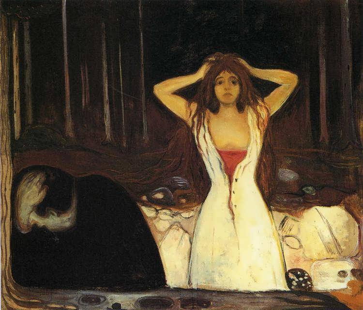 munch-Ashes