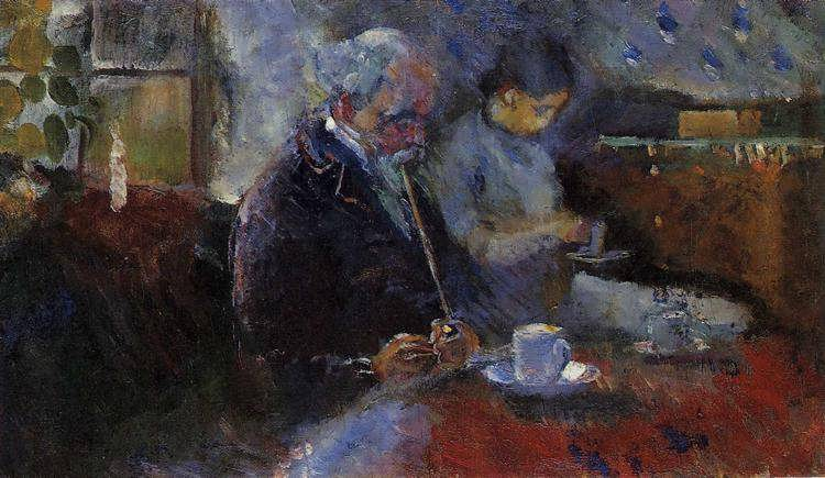 munch-AttheCoffeeTable