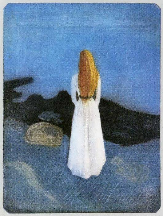 munch-GirlontheBeach