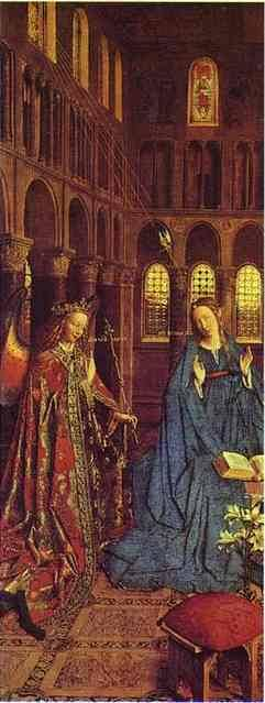 vaneyckannunciation