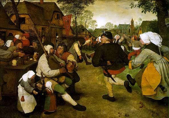 Bruegel-ThePeasantDance