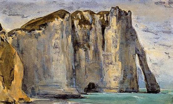 Delacroix-CliffatEtretat