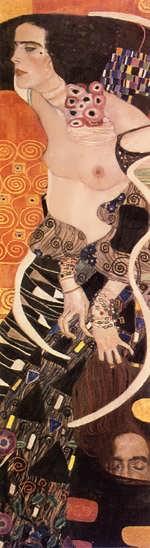 Klimt-JudithII