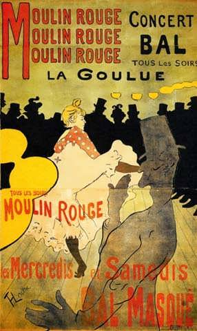 Lautrec-MoulinRouge