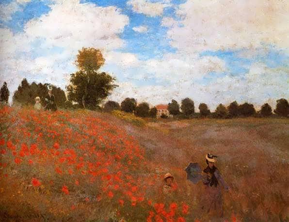 Monet_Claude_Wild_Poppies_Near_Argenteuil