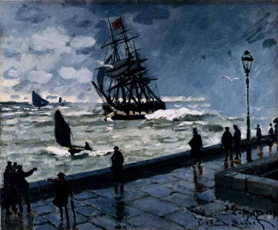 Monet_The_Jetty_At_Le_Havre_Bad_Weather_1870