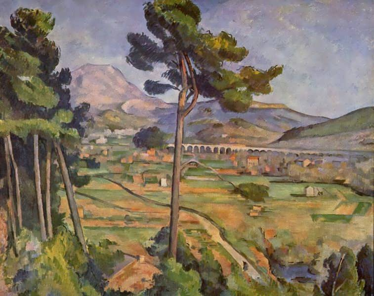 MontSainteVictoire1