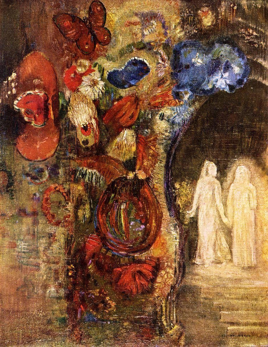 OdilonRedon-Apparition