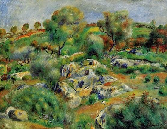 Renoir-BretonLandscape