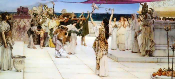 SirLawrenceAlma-Tadema-ADedicationtoBacchus