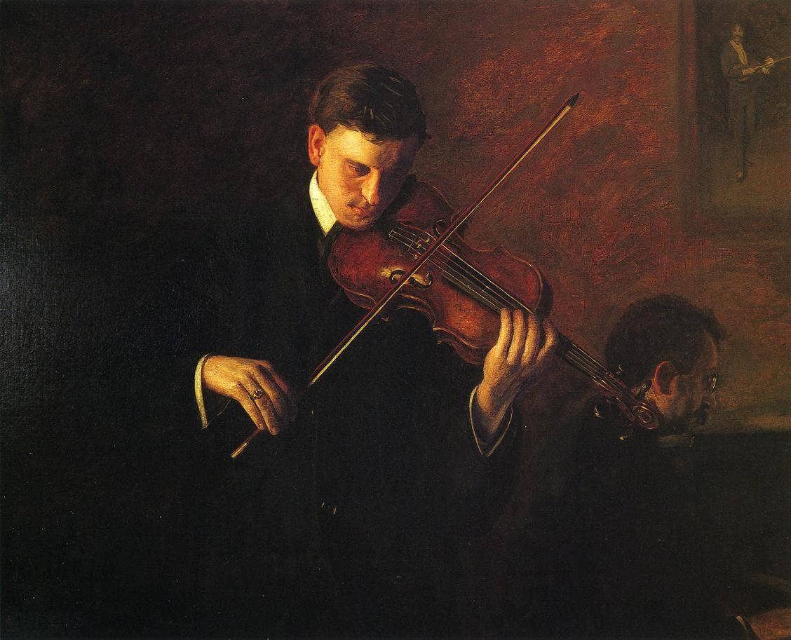 ThomasEakins-Music