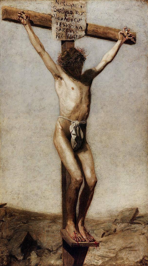 ThomasEakins-TheCrucifixion