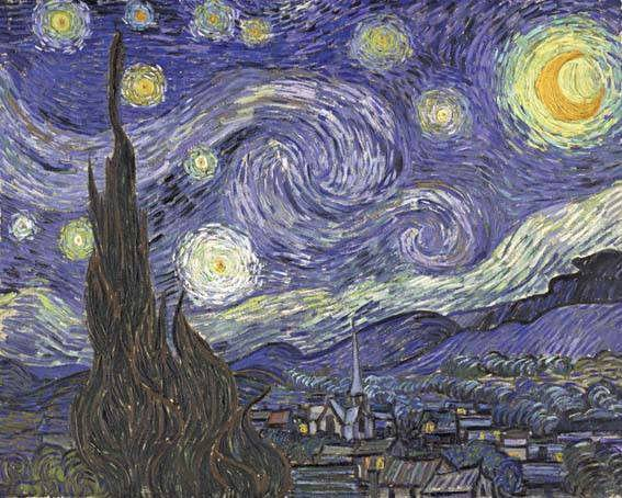 VanGogh-StarryNight1