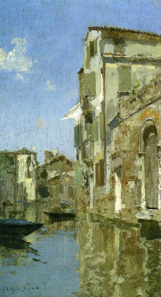 WillardLeroyMetcalf-Venice